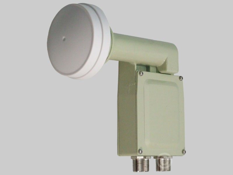 MTI Quad LNB 0,3 dB - 23mm Feed